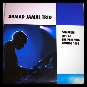 Ahmad Jamal Complete Live At the Pershing Lounge